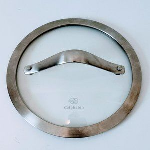 "Calphalon Glass Lid 6 3/4"" Inner 7 1/4"" Outer"